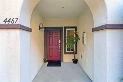 4467 Corona Borealis, San Diego, CA 92154 - MLS#: 190000971