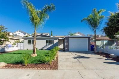 1009 Gai Dr, San Diego, CA 92154 - MLS#: 190001001