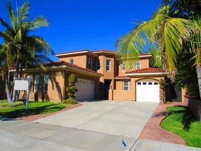 2853 N Compass Circle, Chula Vista, CA 91914 - MLS#: 190001060