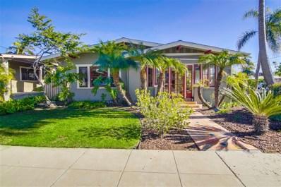 3553 Utah Street, San Diego, CA 92104 - #: 190001158