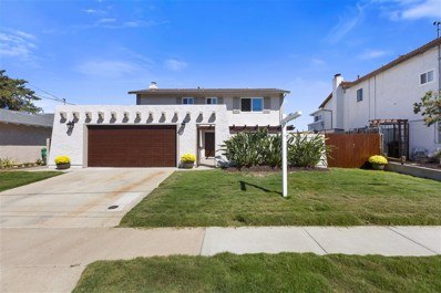 6719 Fisk Ave, San Diego, CA 92122 - MLS#: 190001198