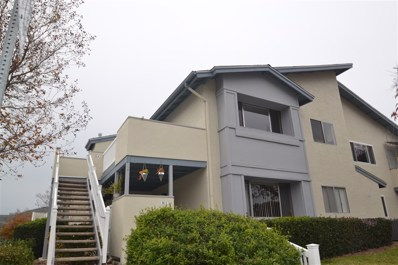 10760 N Magnolia Avenue UNIT B4, Santee, CA 92071 - MLS#: 190001245