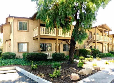 1423 Graves Ave UNIT 205, El Cajon, CA 92021 - MLS#: 190001303