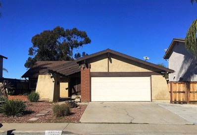 10326 Orozco Rd, San Diego, CA 92124 - #: 190001391