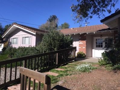1230 W Via Rancho Parkway, Escondido, CA 92029 - MLS#: 190001397
