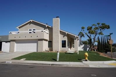 5737 Robusto Road, San Diego, CA 92124 - #: 190001415