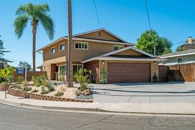 8020 Windsor Dr., La Mesa, CA 91941 - MLS#: 190001474
