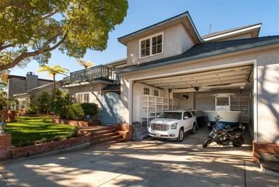 3404 Jewell St, San Diego, CA 92109 - MLS#: 190001495