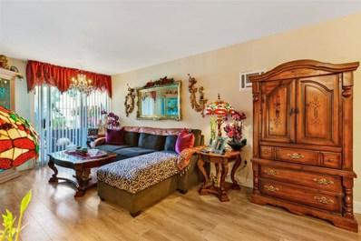 6275 Rancho Mission Rd UNIT 108, San Diego, CA 92108 - #: 190001509