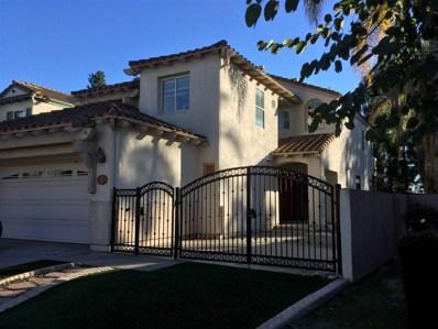 678 Felino Way, Chula Vista, CA 91910 - MLS#: 190001527