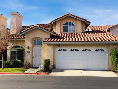 554 Friendly Court, El Cajon, CA 92021 - MLS#: 190001536