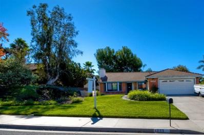 4685 Rose Drive, Oceanside, CA 92056 - MLS#: 190001567