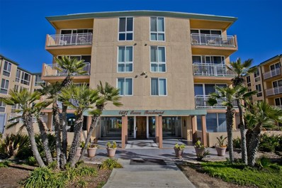 4627 Ocean Blvd UNIT 220, San Diego, CA 92109 - MLS#: 190001582