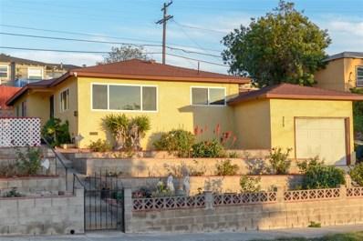 325 Las Flores Ter, San Diego, CA 92114 - MLS#: 190001583