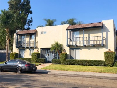 732 E Lexington Ave UNIT 4, El Cajon, CA 92020 - #: 190001655