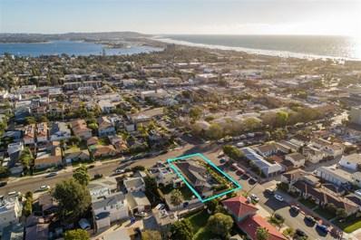 1104 Emerald, San Diego, CA 92109 - MLS#: 190001752