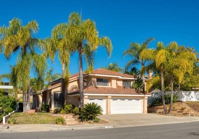 8788 Ellingham St, San Diego, CA 92129 - MLS#: 190001797
