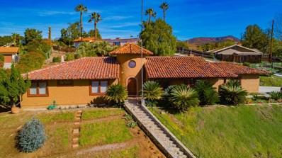 102 Alta Mesa, Vista, CA 92084 - MLS#: 190001848