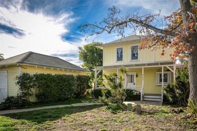 4140 Ingalls, San Diego, CA 92103 - #: 190001922