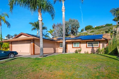 3786 Cameo Dr., Oceanside, CA 92056 - MLS#: 190002050