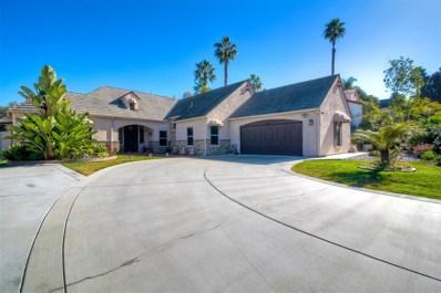 3544 Celinda Drive, Carlsbad, CA 92008 - MLS#: 190002127