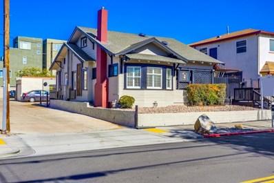 728 Robinson Ave, San Diego, CA 92103 - #: 190002160