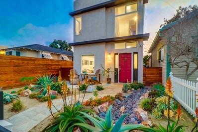 4721 Muir Ave, San Diego, CA 92107 - MLS#: 190002168