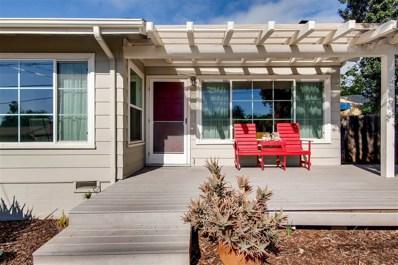 1820 Alessandro Trail, Vista, CA 92084 - MLS#: 190002227