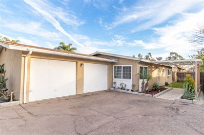 1113 Marline Ave, El Cajon, CA 92021 - #: 190002246