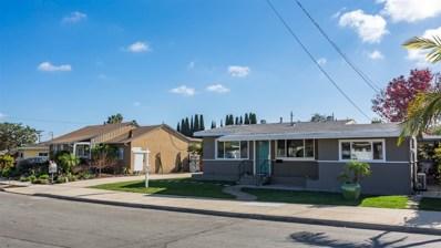 3882 Tomahawk, San Diego, CA 92117 - MLS#: 190002370