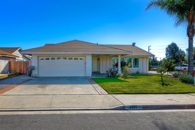 1131 N Sander Ct, Escondido, CA 92026 - MLS#: 190002383