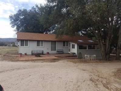 1298 Dodd Lane, Campo, CA 91906 - MLS#: 190002523
