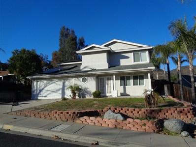 10102 Wycliffe St, Santee, CA 92071 - MLS#: 190002546