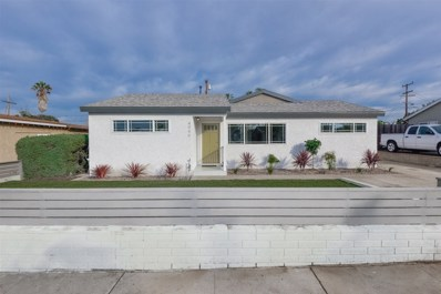 4049 Epanow, San Diego, CA 92117 - MLS#: 190002564
