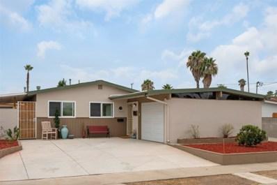 5233 Javier St, San Diego, CA 92117 - #: 190002599