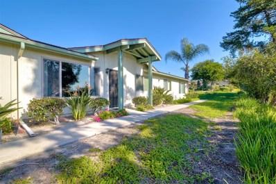 1118 Turnstone Way, Oceanside, CA 92057 - MLS#: 190002658