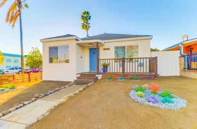 3804 Chamoune Ave, San Diego, CA 92105 - #: 190002671