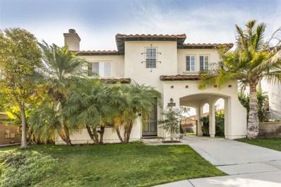 2456 MacKenzie Creek Rd, Chula Vista, CA 91914 - MLS#: 190002682