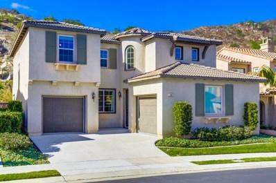 592 Via Del Caballo, San Marcos, CA 92078 - MLS#: 190002770