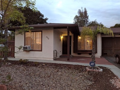 4520 Golden Ridge Dr, Oceanside, CA 92056 - MLS#: 190002778
