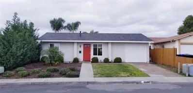 8654 Friant Street, San Diego, CA 92126 - MLS#: 190002789