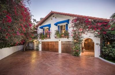 2154 Ranch View Ter, Encinitas, CA 92024 - MLS#: 190002818