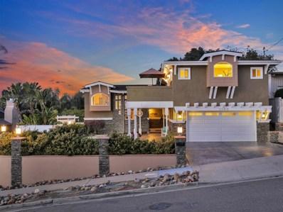 3360 Mt. Laurence Drive, San Diego, CA 92117 - MLS#: 190002825