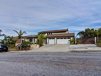 5973 Steeplechase Rd, Bonita, CA 91902 - MLS#: 190002827