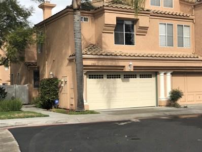 1382 Serena Circle UNIT 3, Chula Vista, CA 91910 - MLS#: 190002829