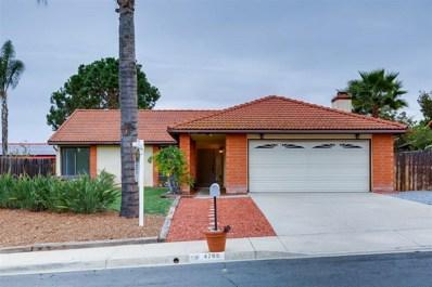 4766 Elm Tree, Oceanside, CA 92056 - MLS#: 190002841