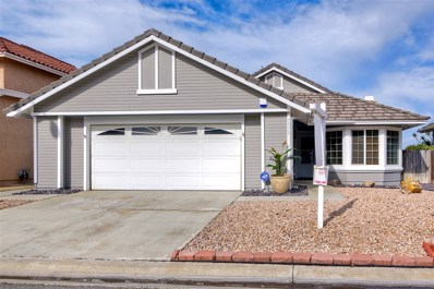 5372 Gooseberry Way, Oceanside, CA 92057 - MLS#: 190002845