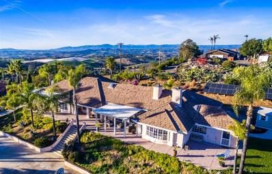 1993 Quail View Drive, Vista, CA 92084 - MLS#: 190002924