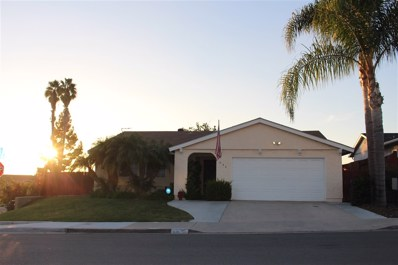 936 Desty St., San Diego, CA 92154 - MLS#: 190002969