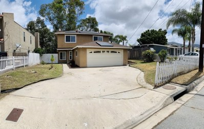 9676 Osage, Spring Valley, CA 91977 - MLS#: 190002980